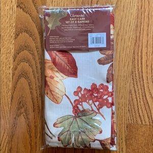 bardwil Dining - Bardwil Linens napkins  GLENWOOD Cloth, Set of 4